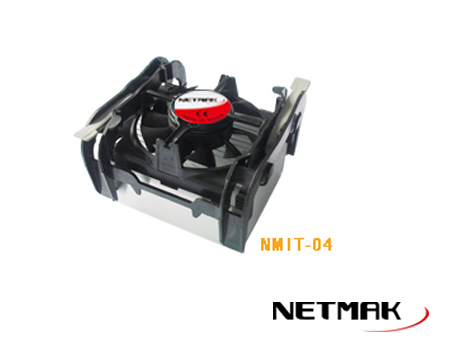 Cooler Netmak NM-IT04 (socket 478)