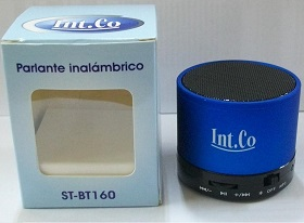 Parlante Int.Co ST-TB160 Bluetooth